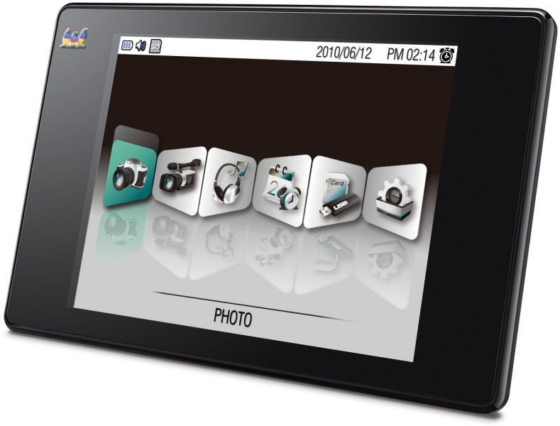 ViewSonic Digital Photo Frame 3DPF8