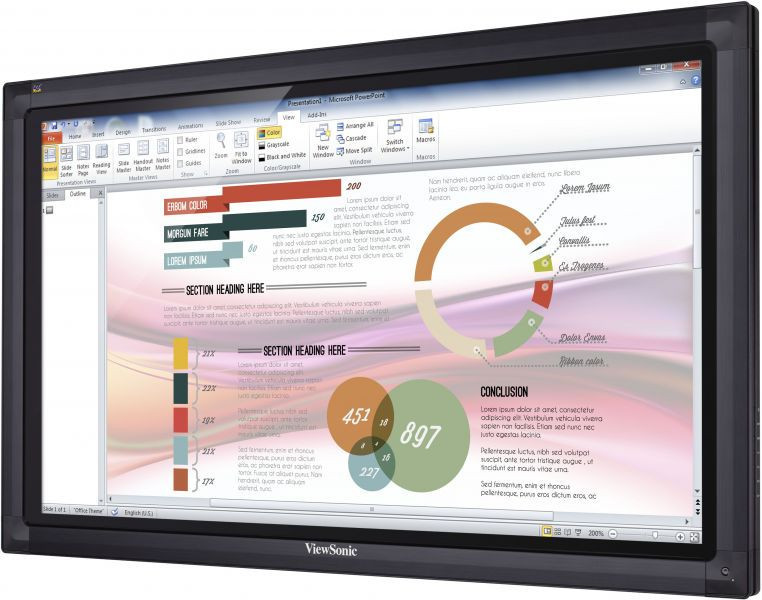 ViewSonic Viewboards CDE5501-TL