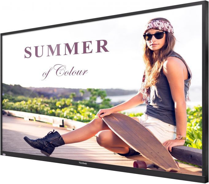 ViewSonic Commercial Display CDE6500-L
