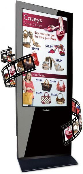 ViewSonic Digital Signage EP5202