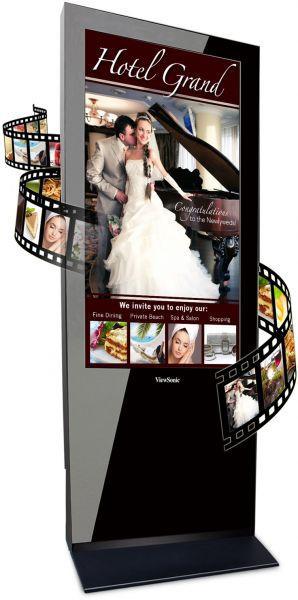 ViewSonic Digital Signage EP5502
