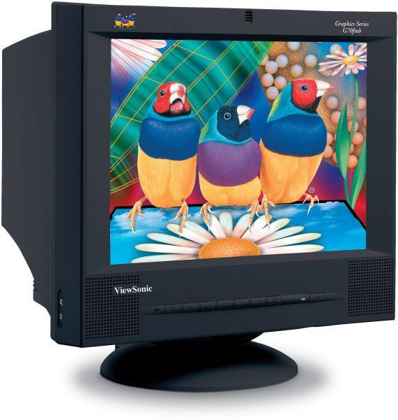 ViewSonic CRT Display G70fMB