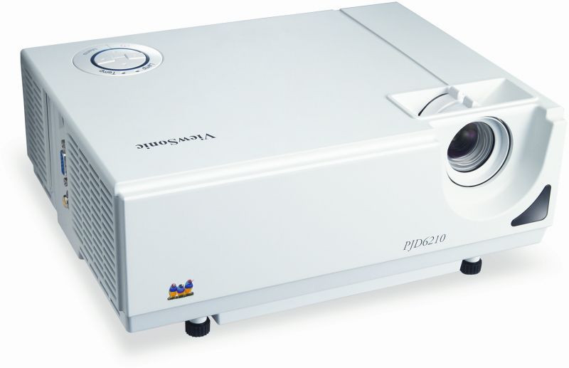 ViewSonic Projector PJD6210-WH