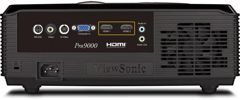 ViewSonic Projector Pro9000