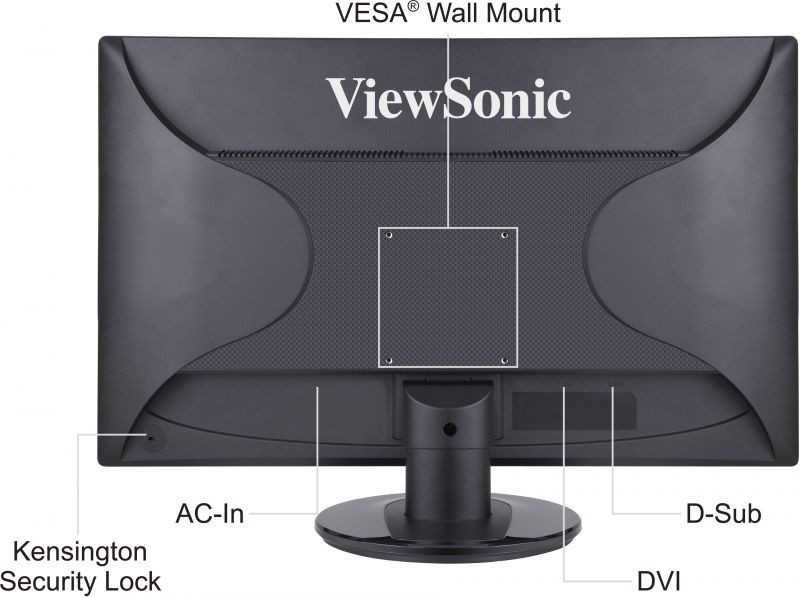 ViewSonic LED Display VA2246-LED