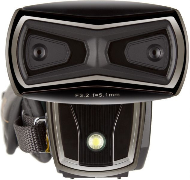 ViewSonic Camcorder VC3D2