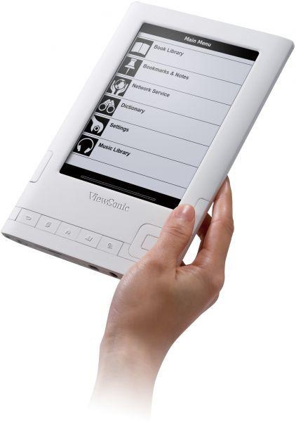 ViewSonic eBook VEB625