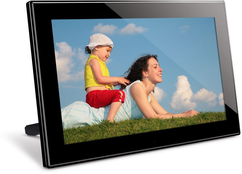 ViewSonic Digital Photo Frame VFA724W-50E