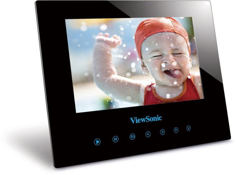 ViewSonic Digital Photo Frame VFD725W