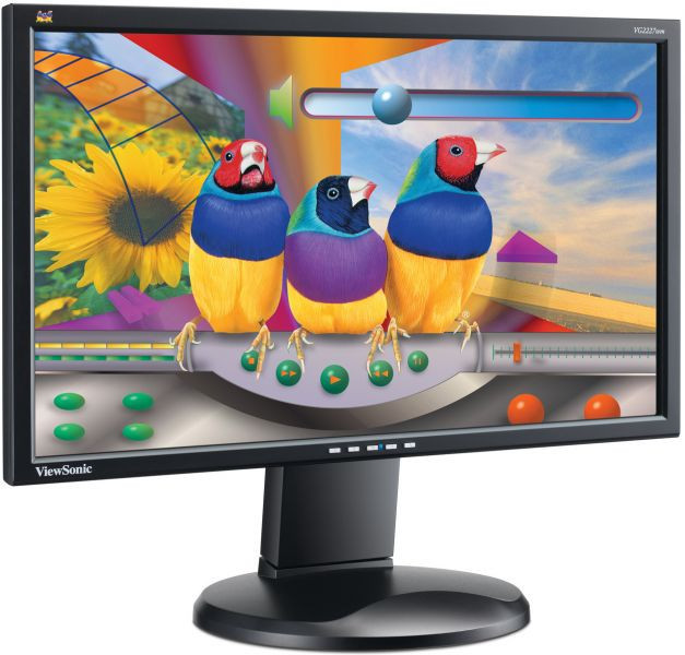 ViewSonic LED Display VG2227wm