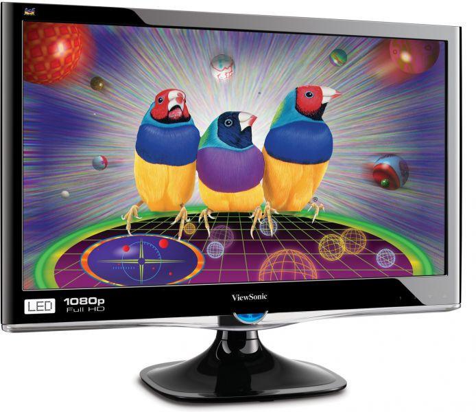 ViewSonic LED Display VX2450wm-LED
