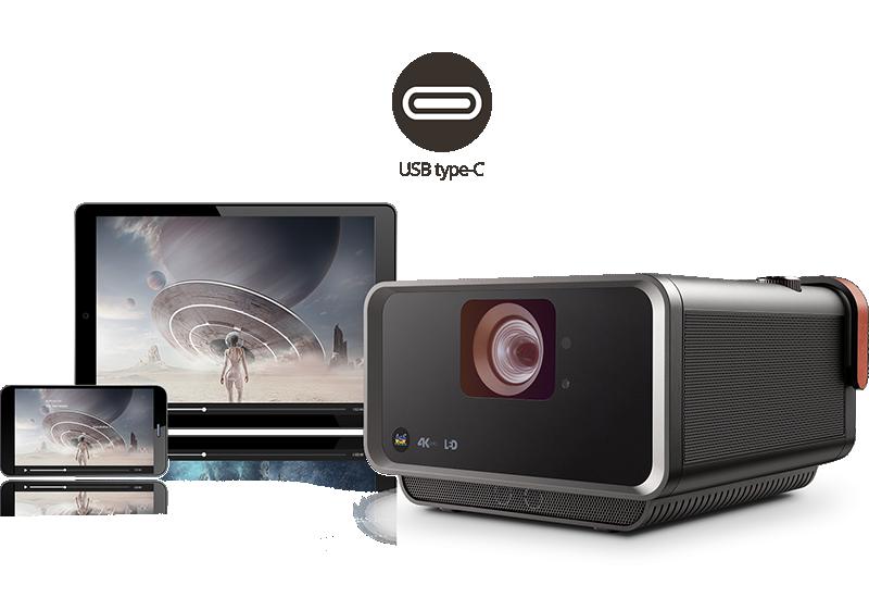 Streaming mit USB Typ-C