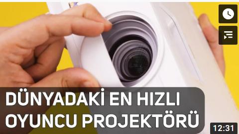 240Hz GAMING PROJEKTÖR İNCELEMESİ!