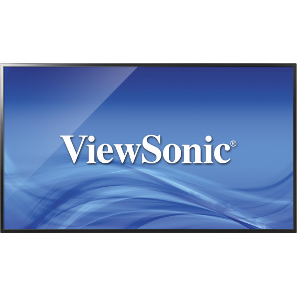 ViewSonic Commercial Display CDE4803
