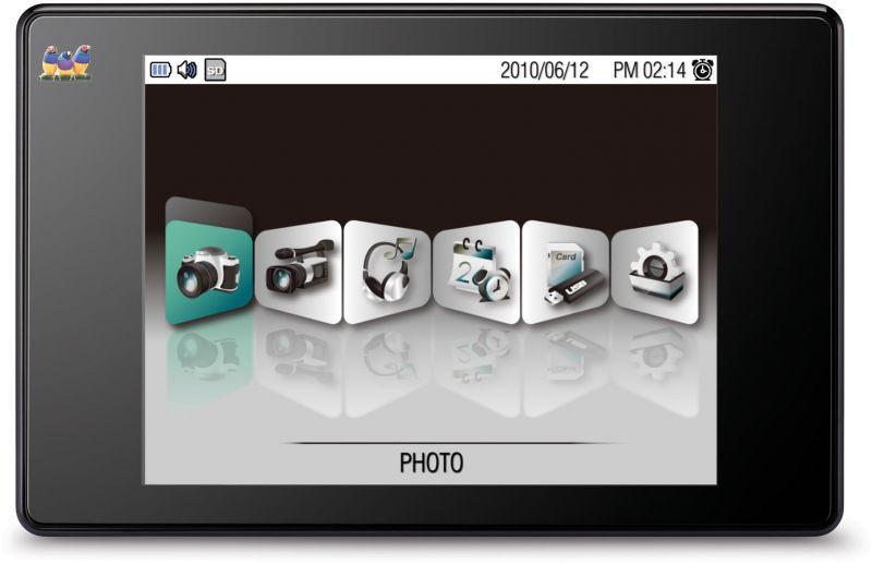 ViewSonic Digital Photo Frame 3DPF8
