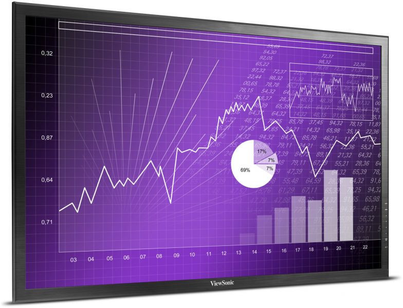 ViewSonic Commercial Display CDP4737-L