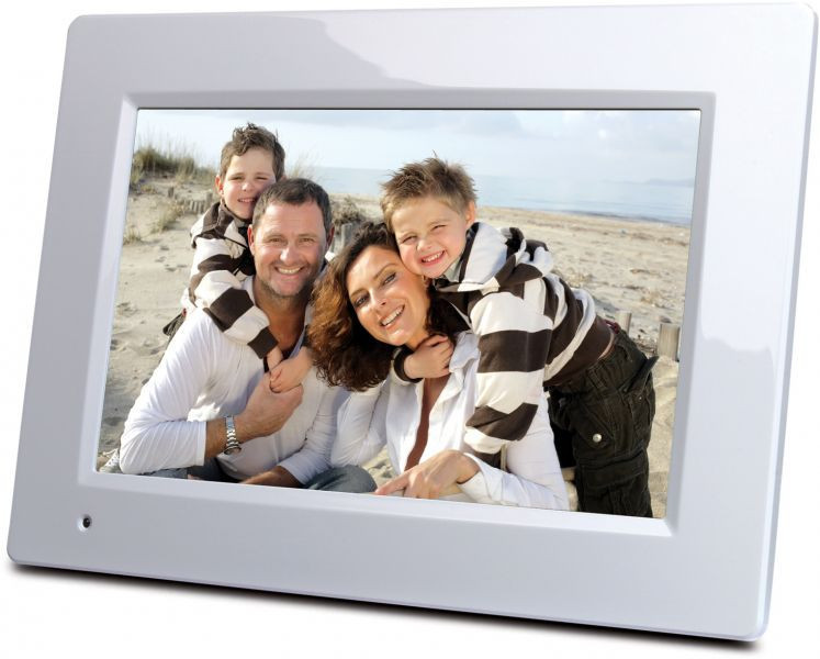 ViewSonic Digital Photo Frame DPX704WH