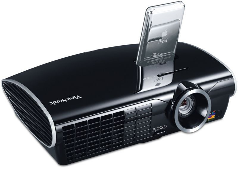 ViewSonic Projector PJ258D