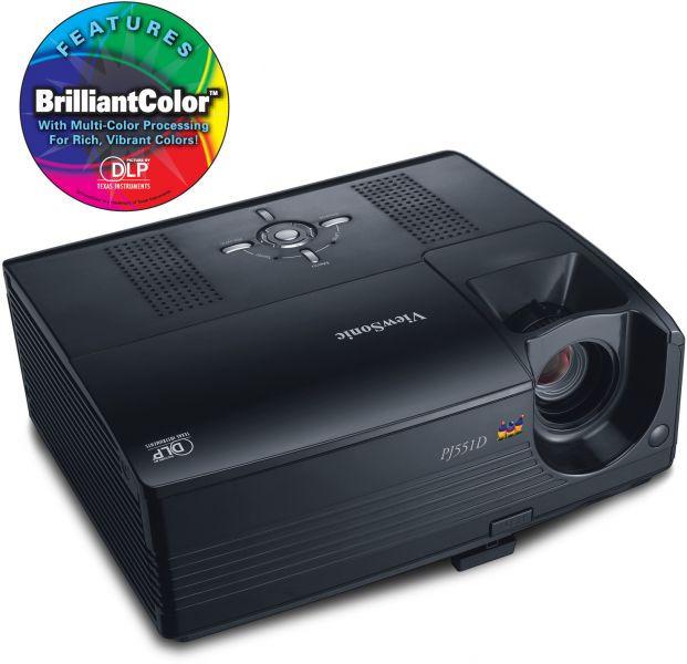ViewSonic Projector PJ551D