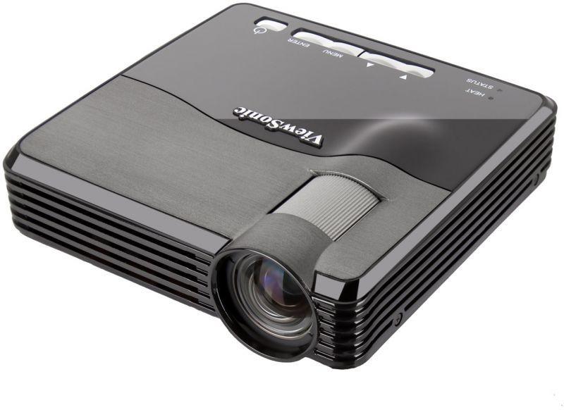 ViewSonic Projector PLED-W200