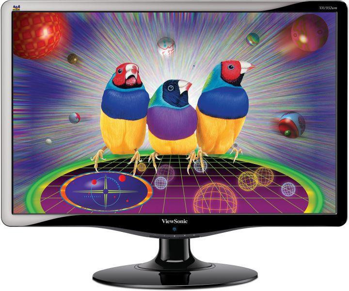 ViewSonic LCD Display VA1932w