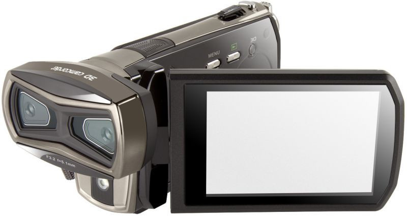 ViewSonic Camcorder VC3D2
