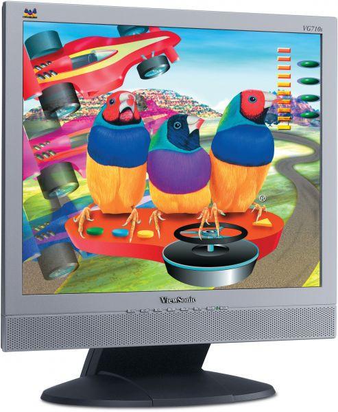 ViewSonic LCD Display VG710s
