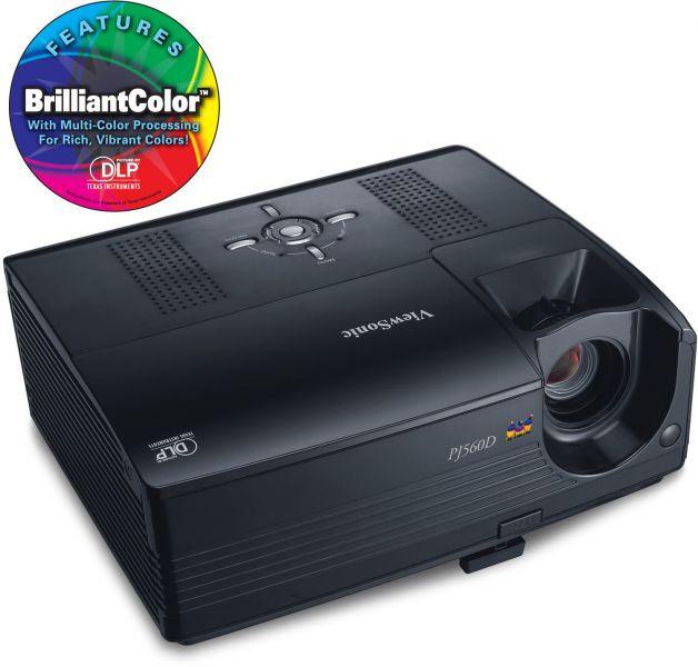 ViewSonic Проектор PJ560D