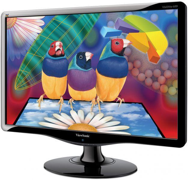 ViewSonic ЖК-монитор VA2231w-LED