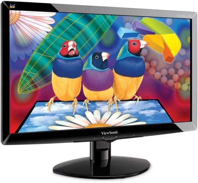 ViewSonic ЖК-монитор VA2238w-LED