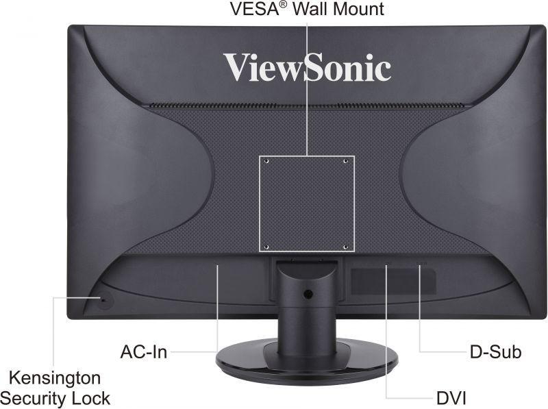 ViewSonic ЖК-монитор VA2246-LED