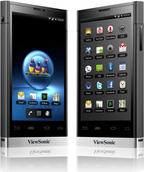 ViewSonic Tablets ViewPad 4
