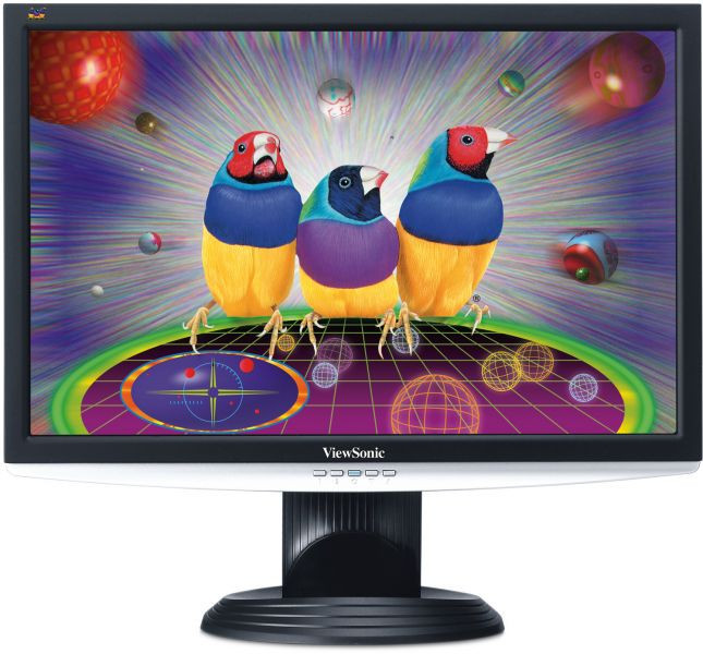 ViewSonic ЖК-монитор VX1940w-4