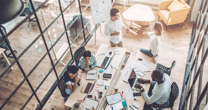 workplace design trends to boost employee engagement