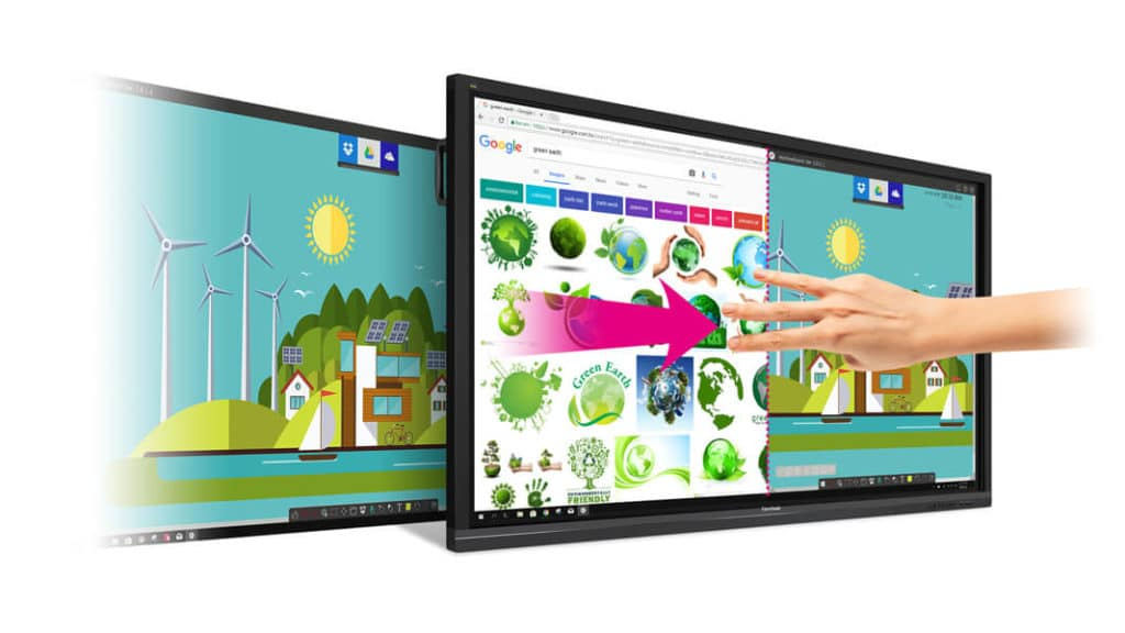 Interactive whiteboard a powerful learning tools