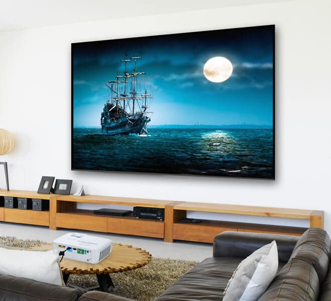 Projector Buying Light or Dark Room