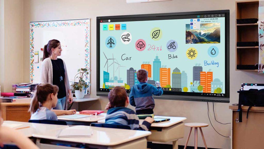 La educación táctil: las ventajas del aprendizaje interactivo