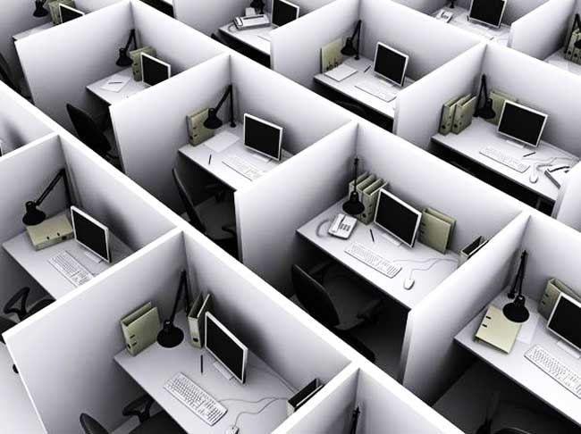 Workplace-Cubicles