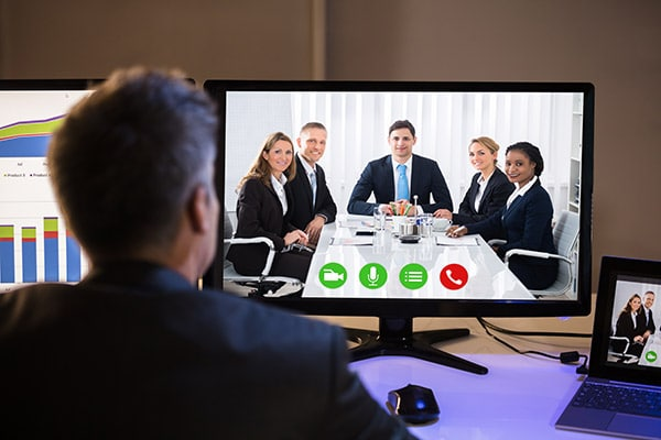 business-video-chat