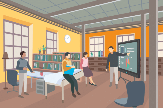 Collaborative Meeting Spaces: Trends, Types, and Technologies