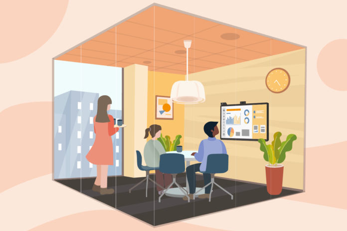 How to Set Up Huddle Rooms and Why You Should Be Using Them