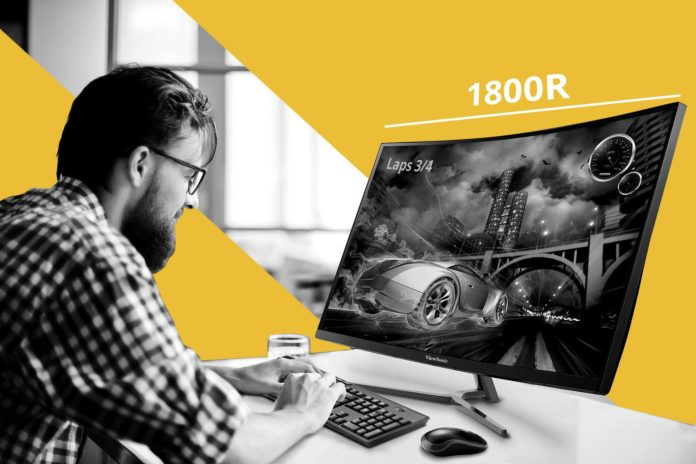 Monitor Curvature All the Info You Need About Curved Monitors!