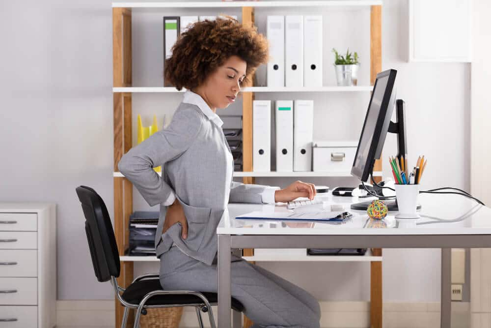 Bad Posture at Work