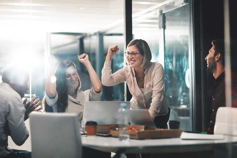 Colaboración en proyectos: trabajo en grupo efectivo en el mundo profesional