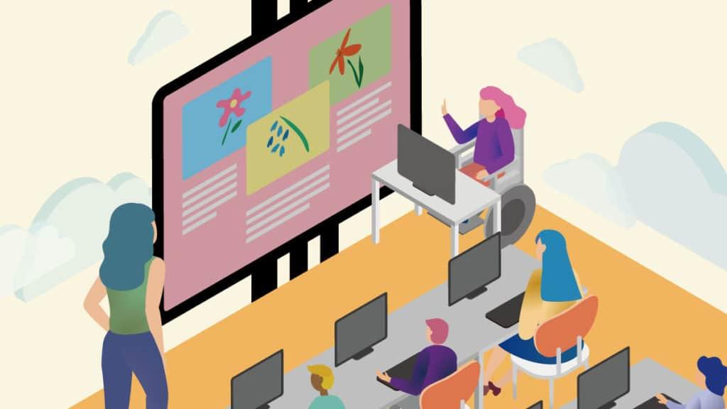 6 Casos de Pizarras Digitales Interactivas como Tecnología de Apoyo en la Educación Especial