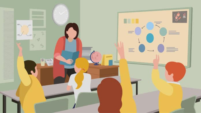 The Benefits of Interactive Learning