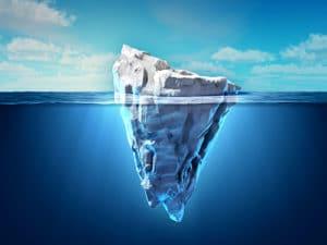iceberg-represents-TCO-story