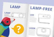 lamp and lamp-free projectors