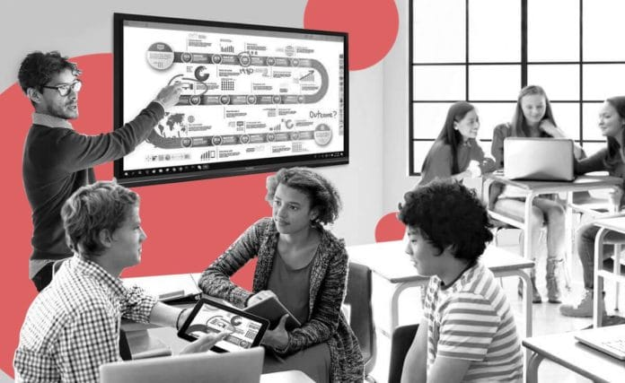 10 Reasons Education IT Administrators Love Interactive Touch Screen Displays