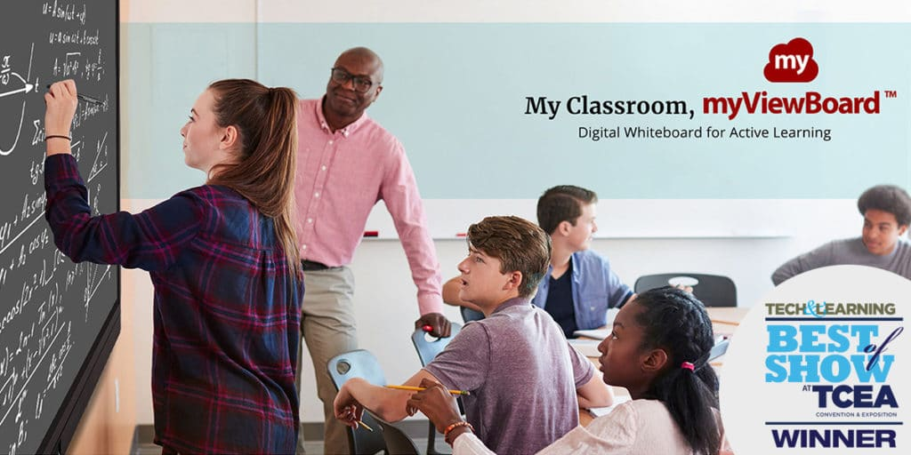 Interactive-Flat-Panel-Touch-Screen-Display-in-the-Classroom